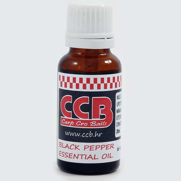 BLACK PEPPER ESSENTIAL OIL 20ml