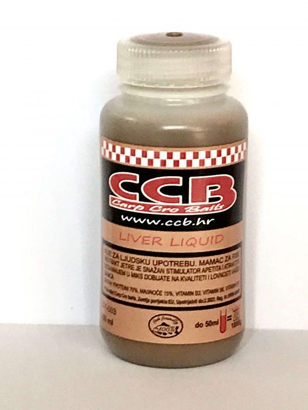 Chicken liver liquid