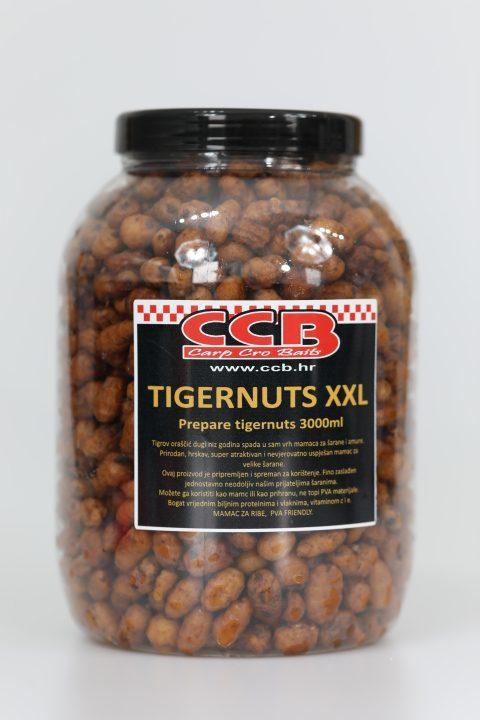TIGERNUTS PREPARE 3000