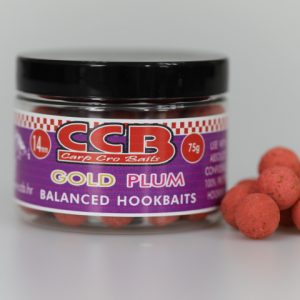 BALANCED HOOKBAITS GOLD PLUM