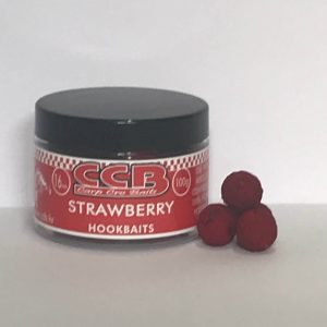 Hookbaits strawberry
